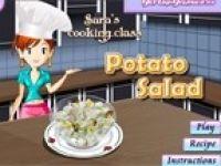 Cocina con Sara: Ensalada de Patata