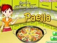 Cocina con Sara: Paella