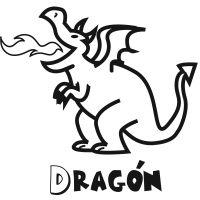 Colorear un dragón