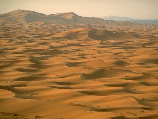 Paisaje desierto