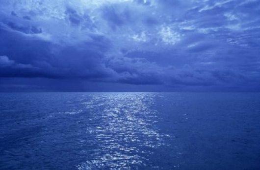 Mar de noche