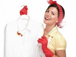 Cómo quitar manchas de grasa, vino, sangre, tinta o café de la ropa