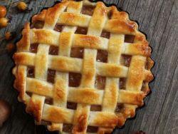 Tarta de manzana original (la de toda la vida)