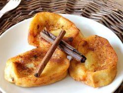 Torrijas tradicionales de Semana Santa