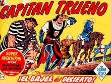 «¡Que gane el bueno, Capitán Trueno!»