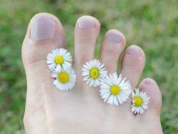 El truco de la abuela contra el mal olor de pies