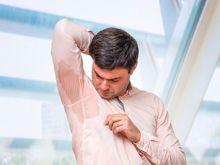 3 remedios naturales para acabar con el sudor de las axilas