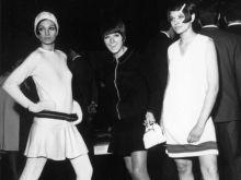 La revolución de la minifalda