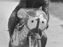 Ángel Nieto, leyenda del motociclismo