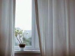 Trucos de la abuela para lavar las cortinas