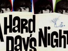 'A Hard Day's Night' vuelve a los cines modernizada