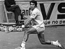 Manuel Orantes, el otro Manolo