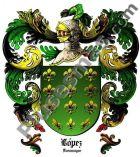 Escudo del apellido López (Fuenmayor)