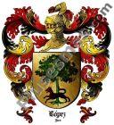 Escudo del apellido López (Jaca)