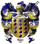 Escudo del apellido López (Sopeña)