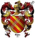 Escudo del apellido López (Jerez)