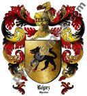 Escudo del apellido López (Gipuzkoa)