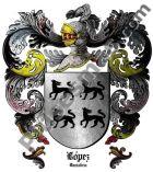 Escudo del apellido López (Cantabria)