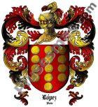 Escudo del apellido López (Ávila)