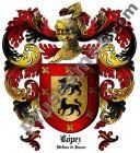Escudo del apellido López (Medina de Pomar)