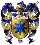 Escudo del apellido Díaz (Toledo)