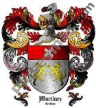 Escudo del apellido Martínez (La Rioja)