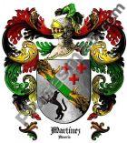 Escudo del apellido Martínez (Almería)