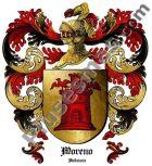 Escudo del apellido Moreno (Andalucía)