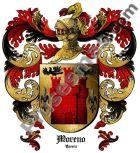 Escudo del apellido Moreno (Huesca)