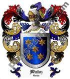 Escudo del apellido Muñoz (Castilla)