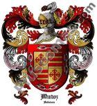 Escudo del apellido Muñoz (Andalucía)
