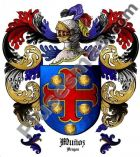 Escudo del apellido Muñoz (Aragón)