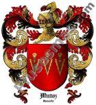 Escudo del apellido Muñoz (Santander)