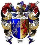 Escudo del apellido Pérez (Cantabria)