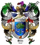 Escudo del apellido Pérez (Castilla)