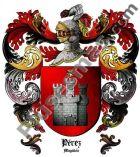 Escudo del apellido Pérez (Magallon)