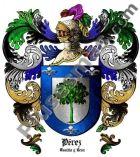 Escudo del apellido Pérez (Castilla y León)