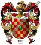 Escudo del apellido Pérez (Navarra)