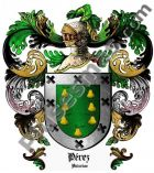 Escudo del apellido Pérez (Asturias)