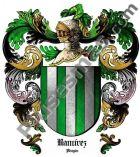 Escudo del apellido Ramírez (Aragón)
