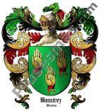 Escudo del apellido Ramírez (Asturias)