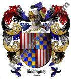 Escudo del apellido Rodríguez (Galicia)