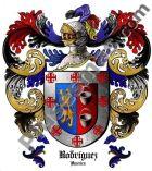 Escudo del apellido Rodríguez (América)