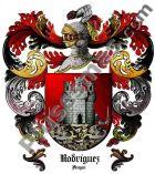 Escudo del apellido Rodríguez (Aragón)