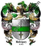 Escudo del apellido Rodríguez (La Rioja)