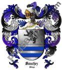 Escudo del apellido Sánchez (Málaga)