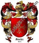 Escudo del apellido Sánchez (Huesca)