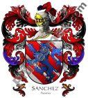 Escudo del apellido Sánchez (Asturias)