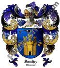 Escudo del apellido Sánchez (Alburquerque)