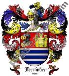 Escudo del apellido Fernández (Galicia)